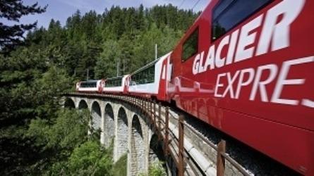 Glacier Ekspress 3 dage / 2 nat