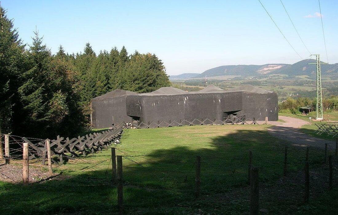 Militærmuseum Stachelberg