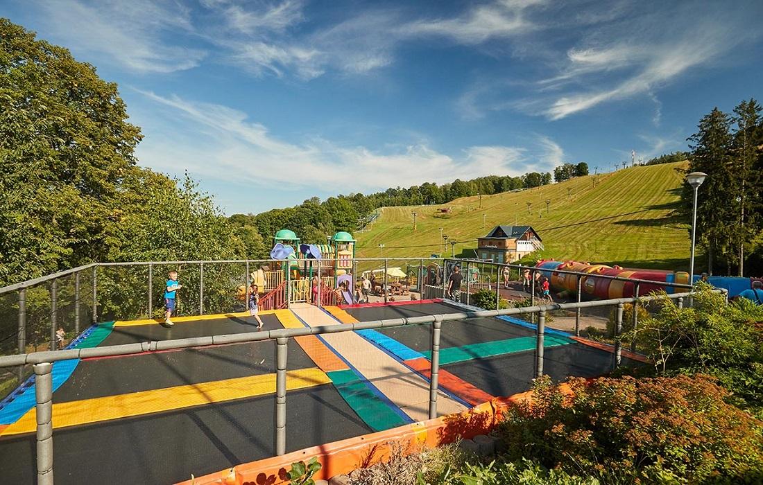 Mlade Buky legepark for børn