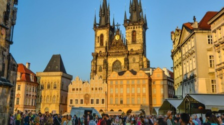 Studierejser til Prag