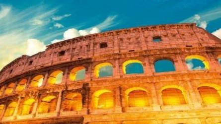 Italien med tog 8 dage / 7 nat