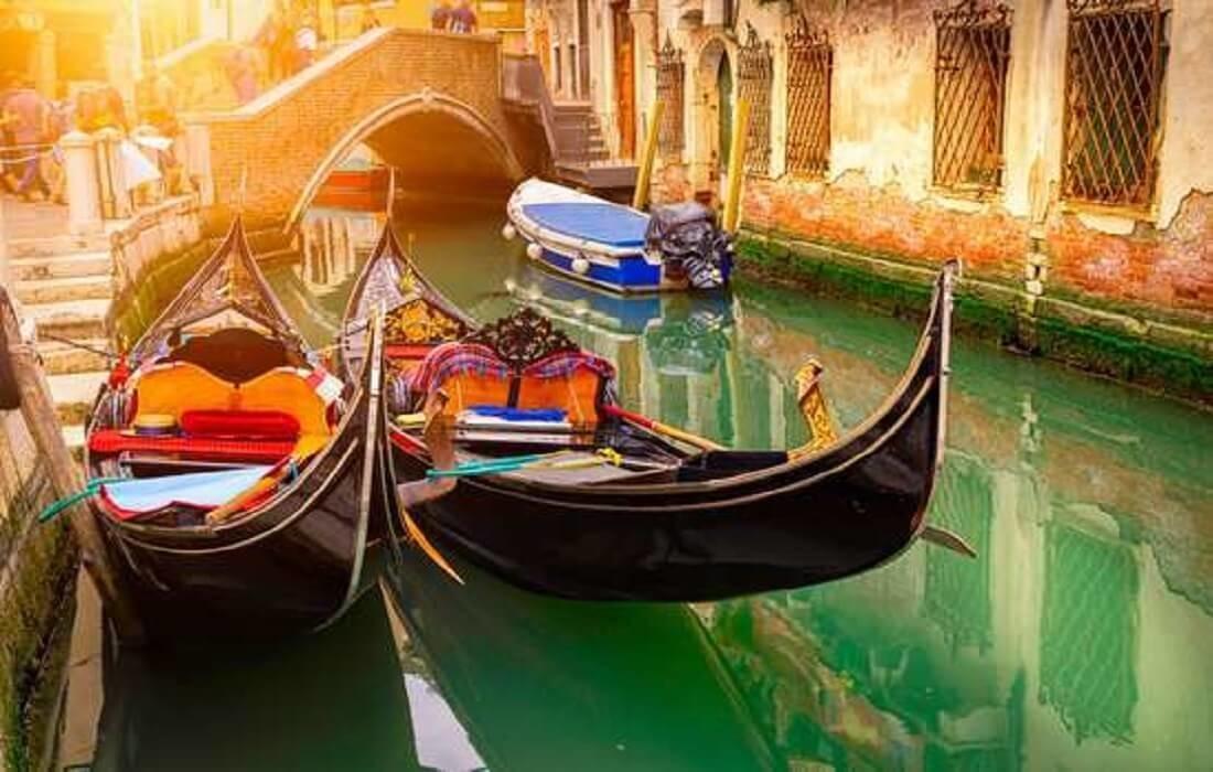 Togferie Italien 10 dage / 9 nat - Venedig