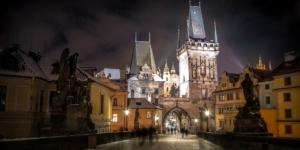 Efterårsferie uge 42 Prag