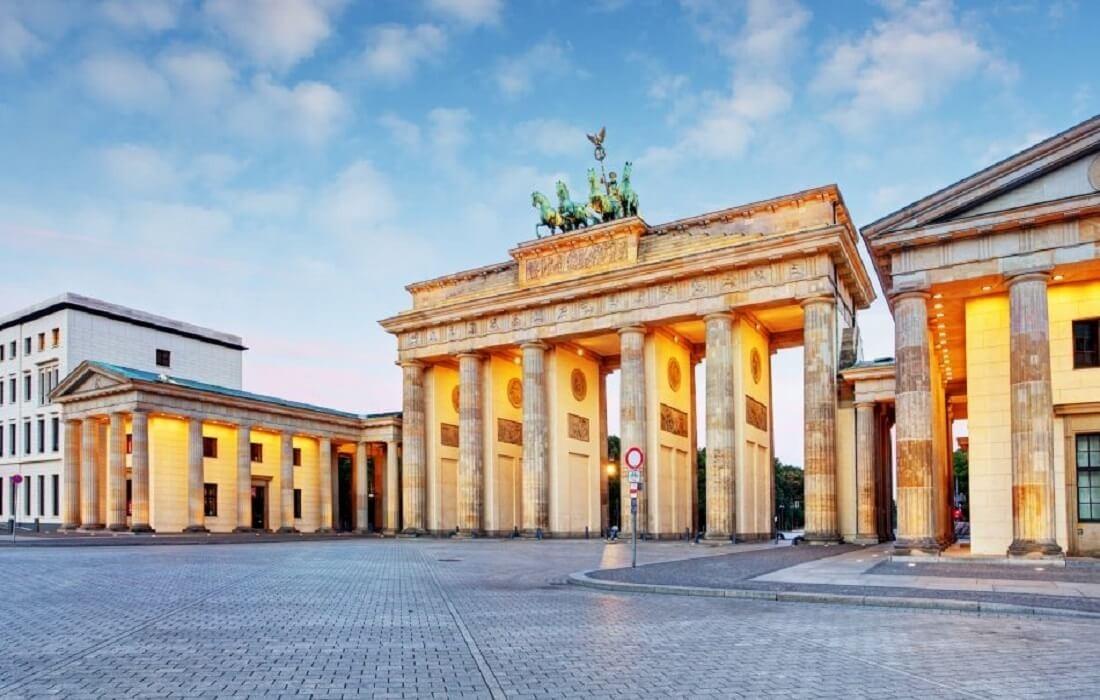 Tyskland med tog 8 dage / 7 nat - Berlin