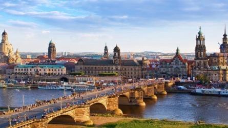 Ferie i Dresden