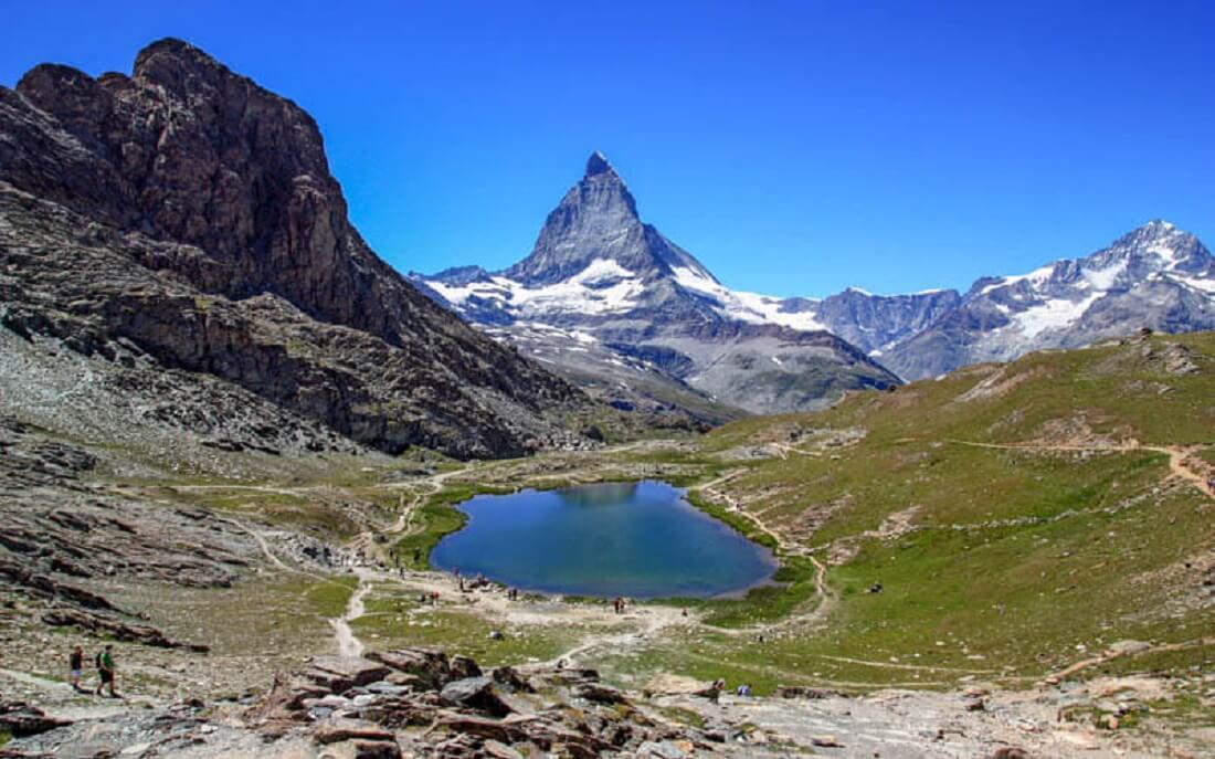 Det klassiske Schweiz 6 dage / 5 nat  Gornergrat