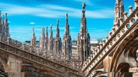 Milano – Toppen af Europa 7 dage / 6 nat