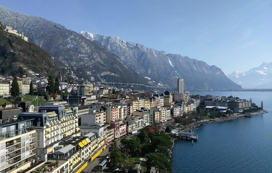 Golden Pass 6 dage / 5 nat - Montreux