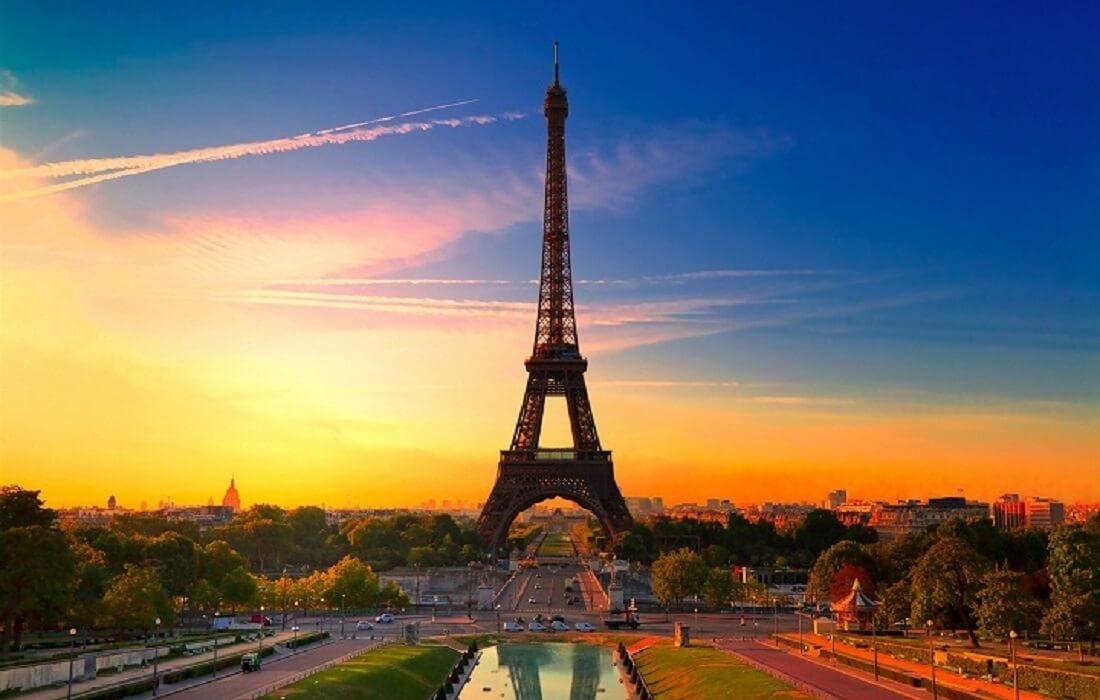Frankrig, Schweiz og Italien med tog 9 dage / 8 nat - Paris