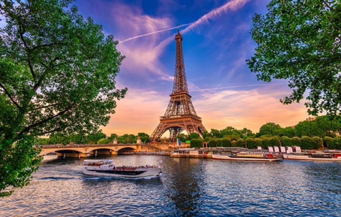 Paris – Glacier Ekspress 5 dage / 4 nat - Paris
