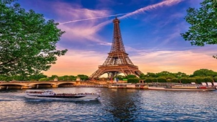 Paris – Glacier Ekspress 5 dage / 4 nat
