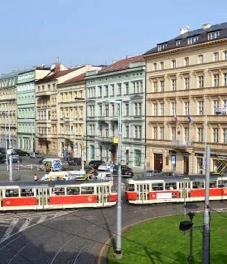 Himmelfartsferie i Prag