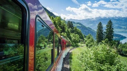 Rail Adventures 8 dage / 7 nat