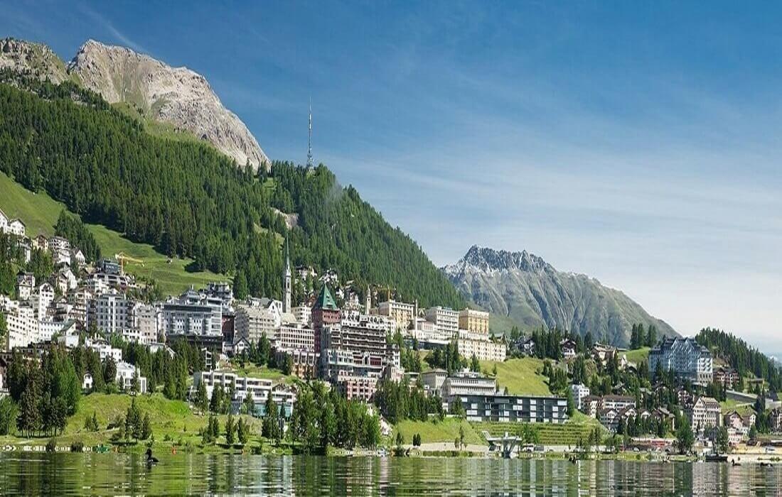 Milano- Glacier Ekspress 5 dage/4 nat - St. Moritz