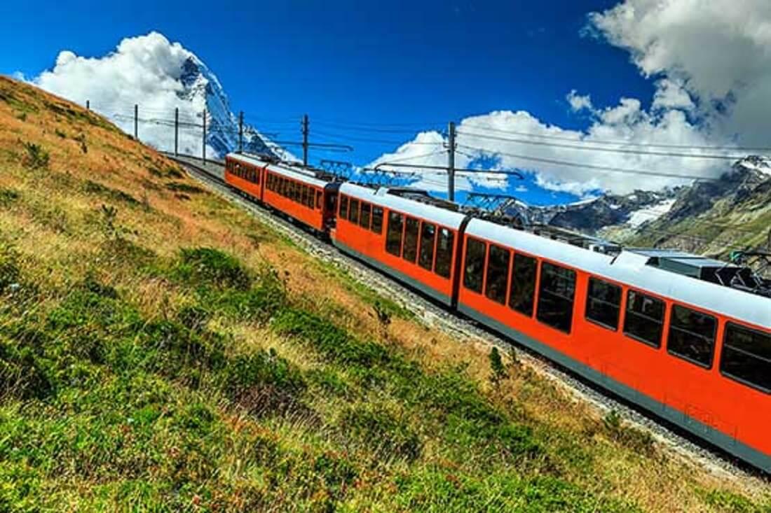 Swiss Premium Tour 8 dage / 7 nat