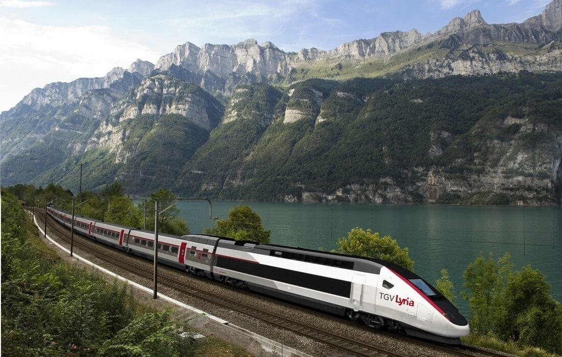 Paris – Glacier Ekspress 5 dage / 4 nat - TGV Lyria