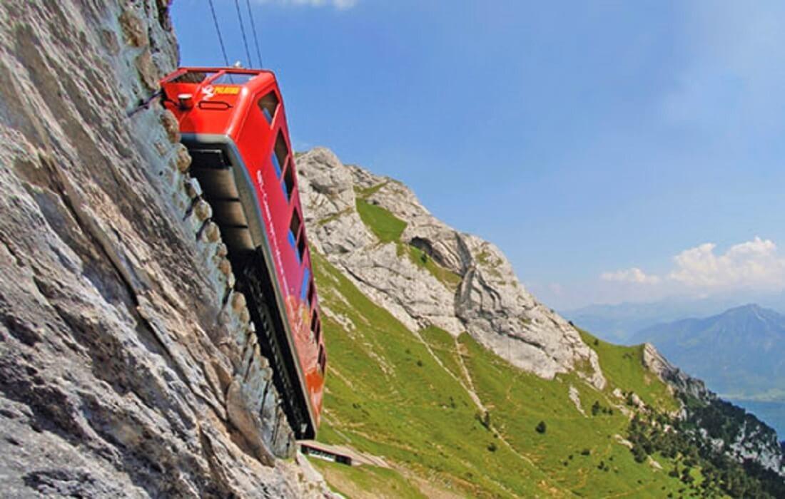 Toppen af Schweiz 5 dage / 4 nat
