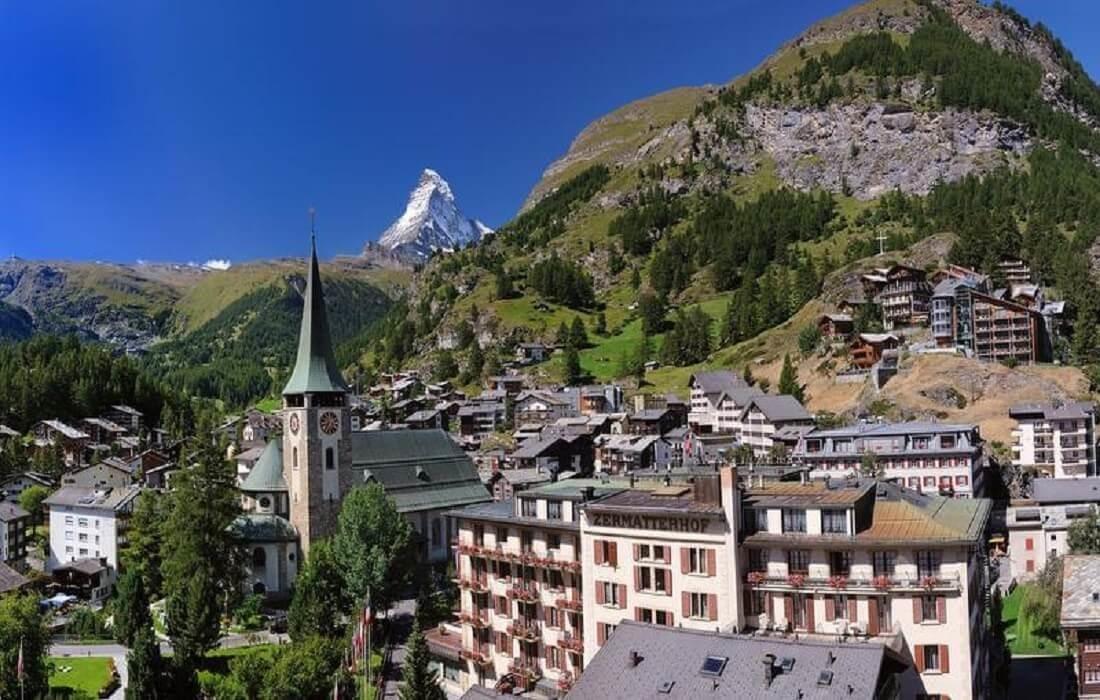 Rail Adventures 8 dage / 7 nat - Zermatt