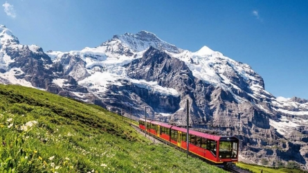 Grand tour Schweiz 8 dage / 7 nat