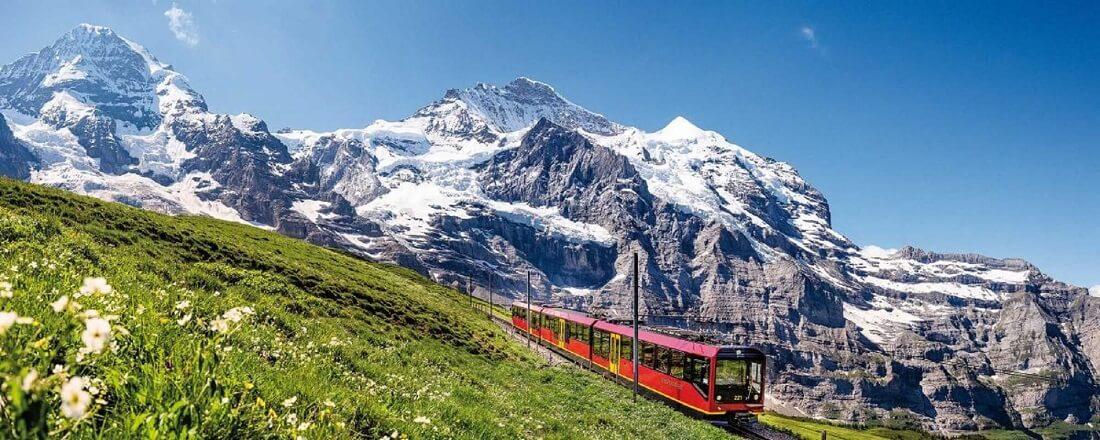 Grand tour Schweiz 8 dage / 7 nat - Jungfraujoch