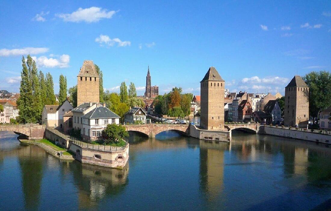 Oplev Frankrig med tog 8 dage / 7 nat - Strasburg