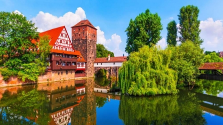 Ferie Nürnberg