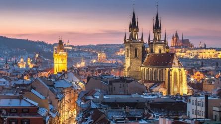 Busrejser Prag