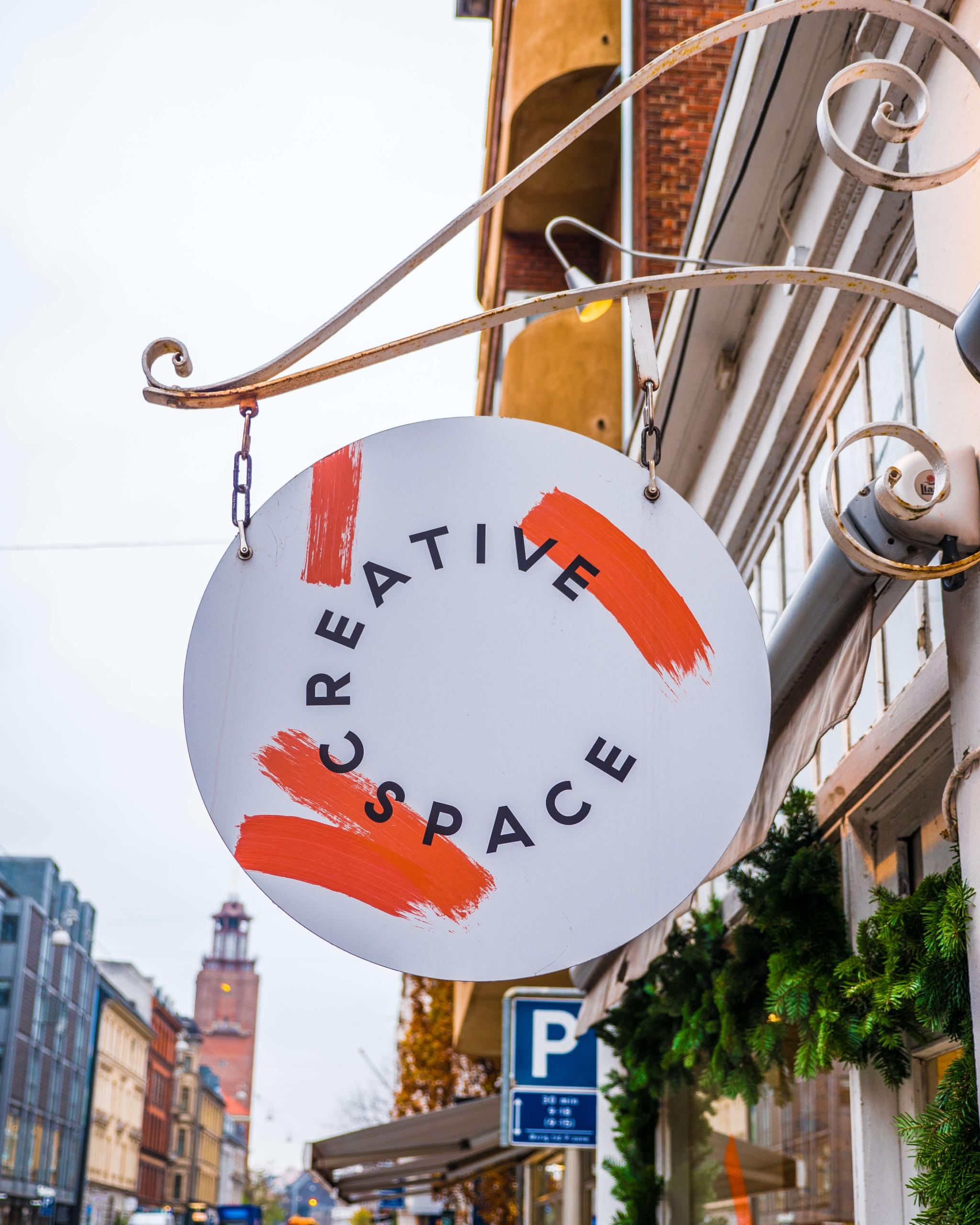 Creative space (Foto: Daniel Rasmussen)