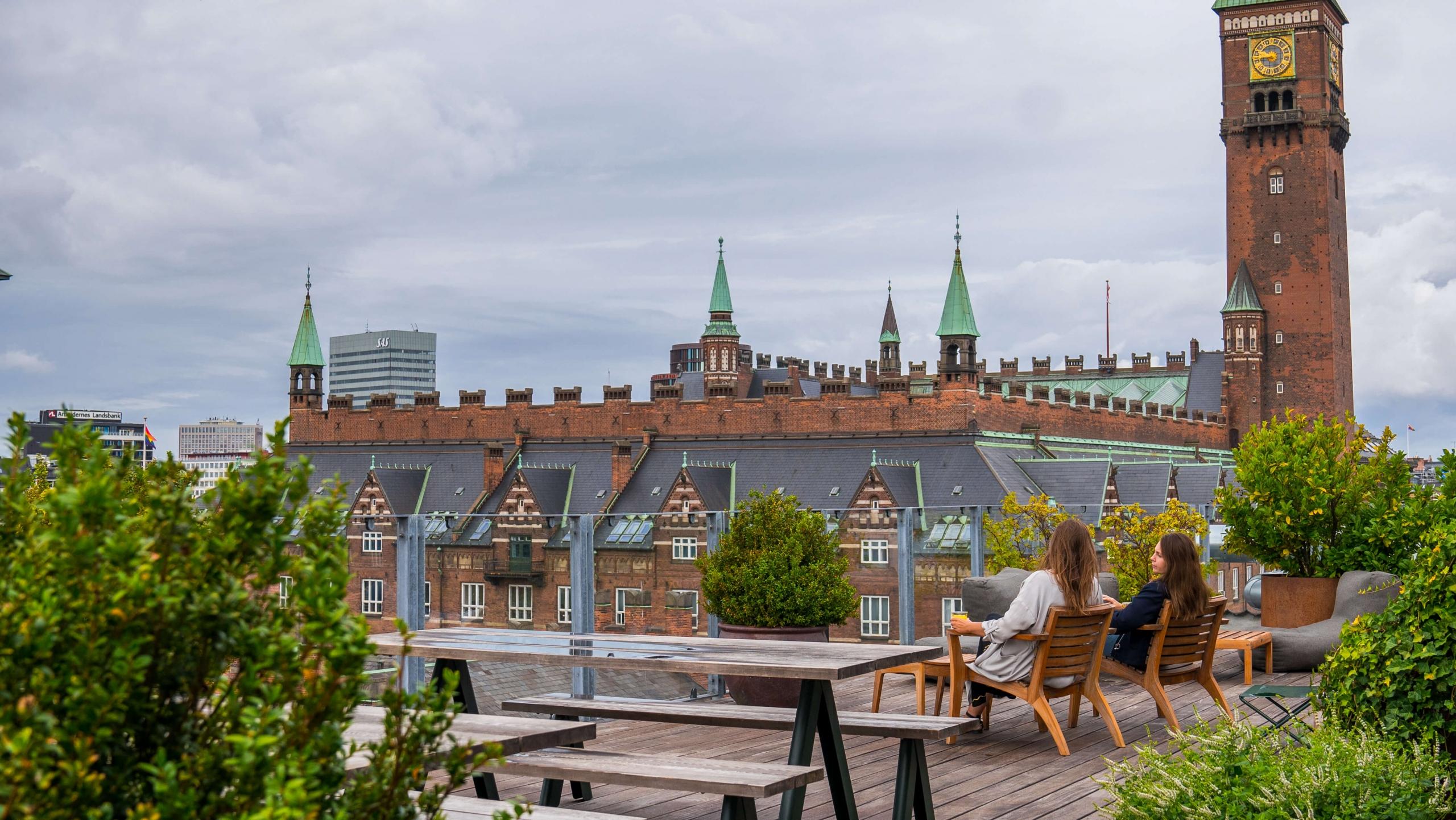 Rådhustårnet (Foto: Daniel Rasmussen)