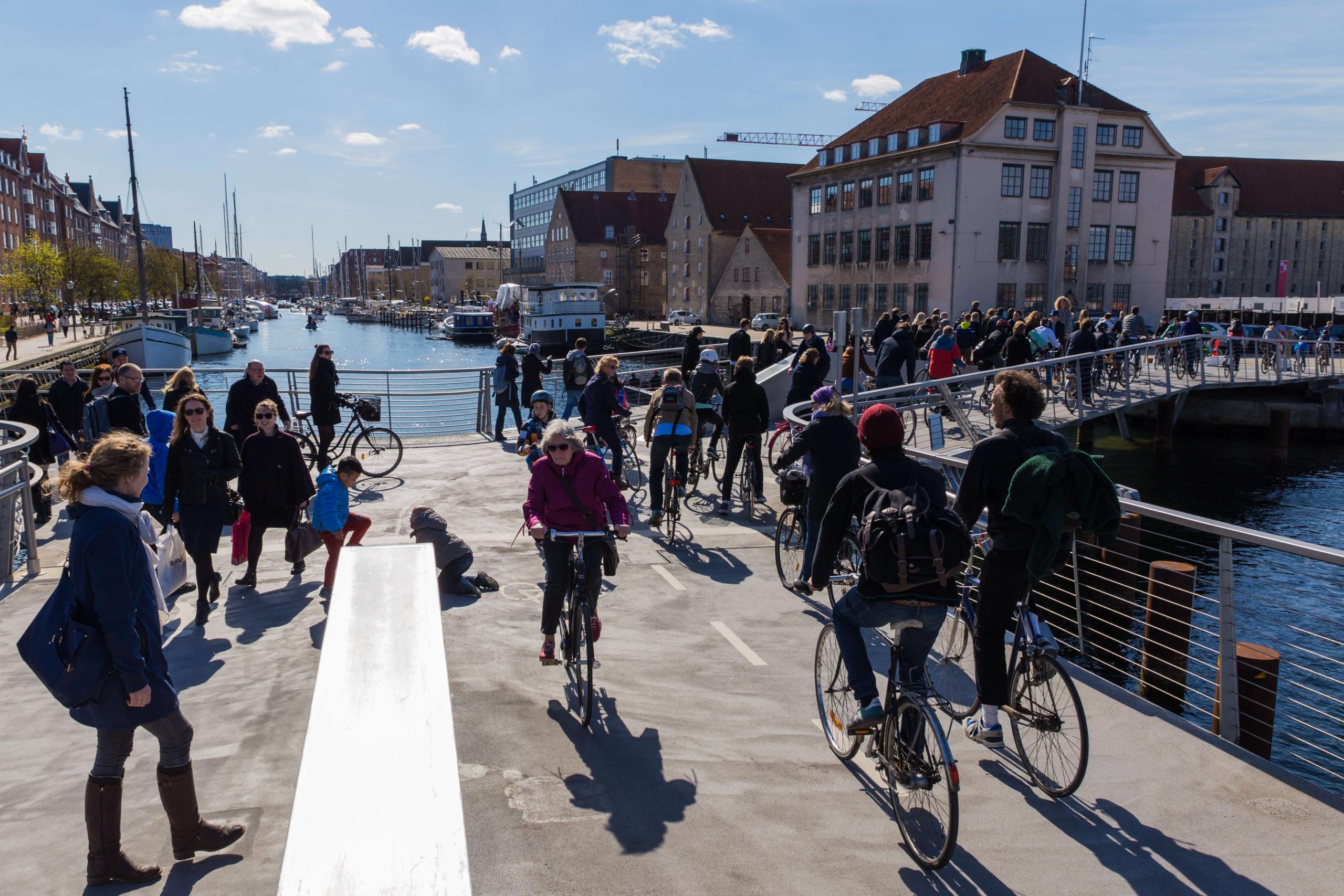 København, Cykler