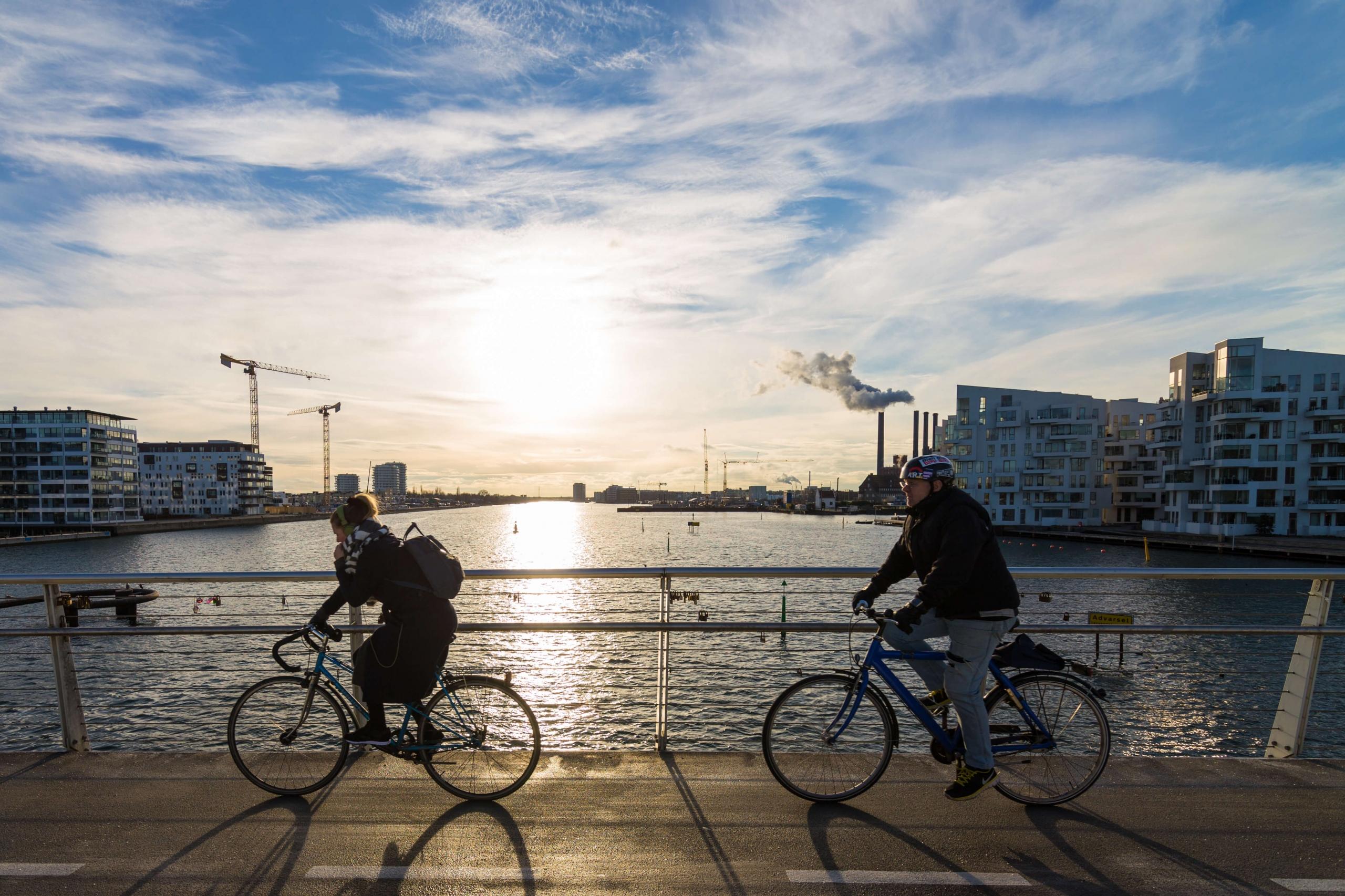 Cykler, København