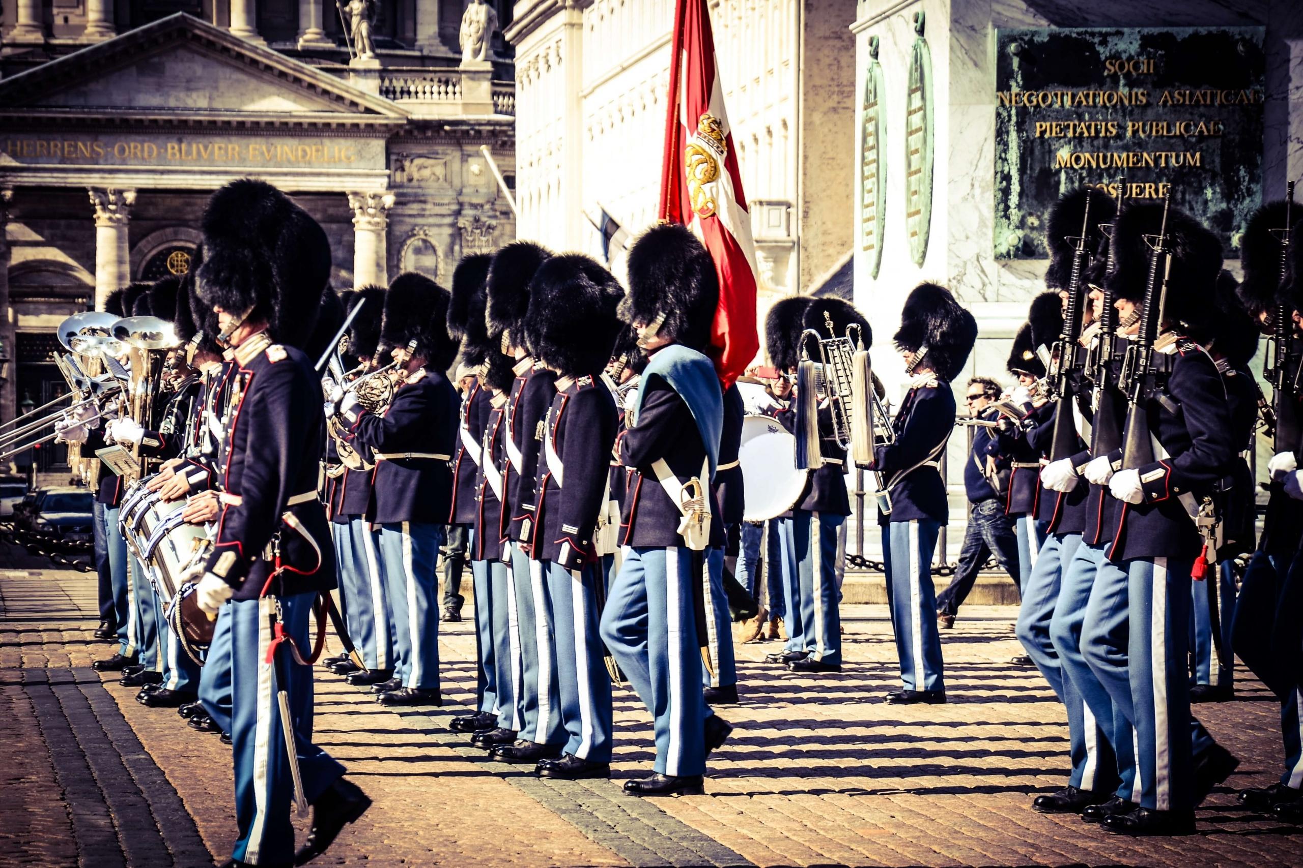 Den kongelige livgarde