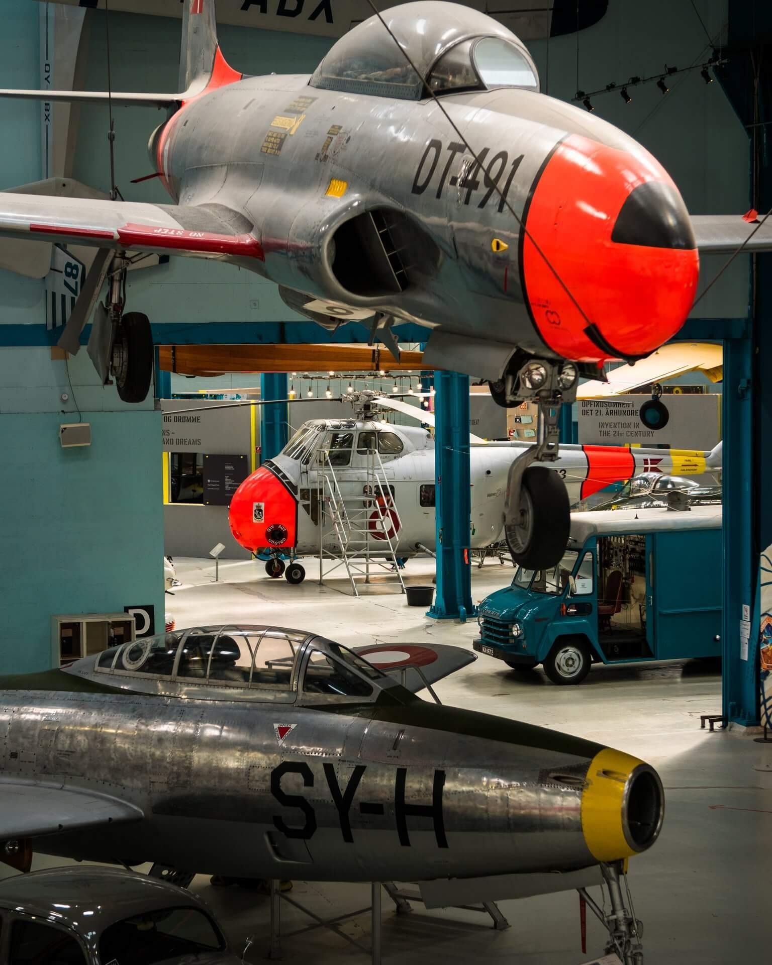 Danmarks tekniske museum (Foto: Daniel Rasmussen)