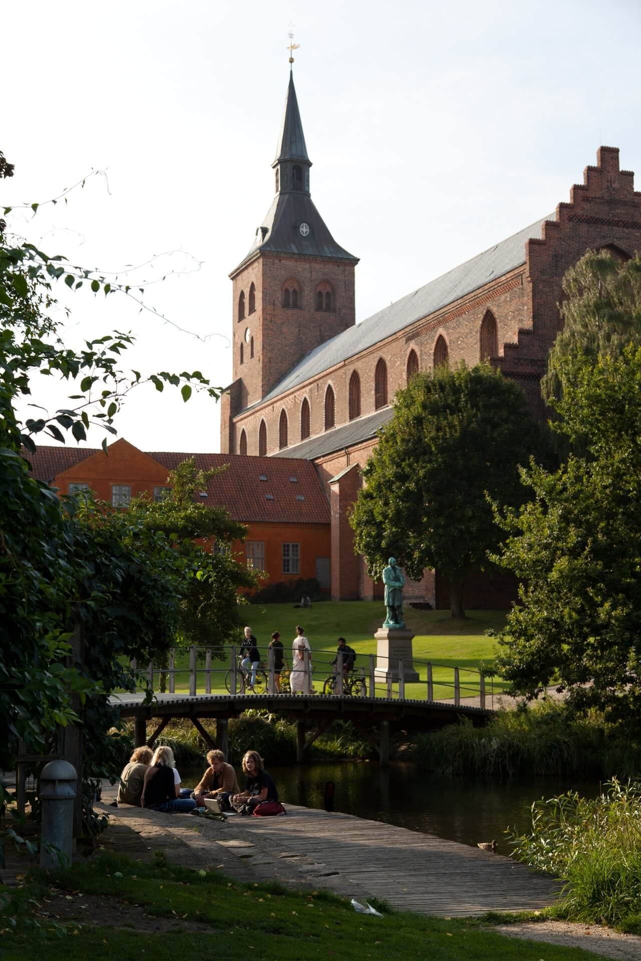 Odense park (Foto: Andreas Bastiansen)