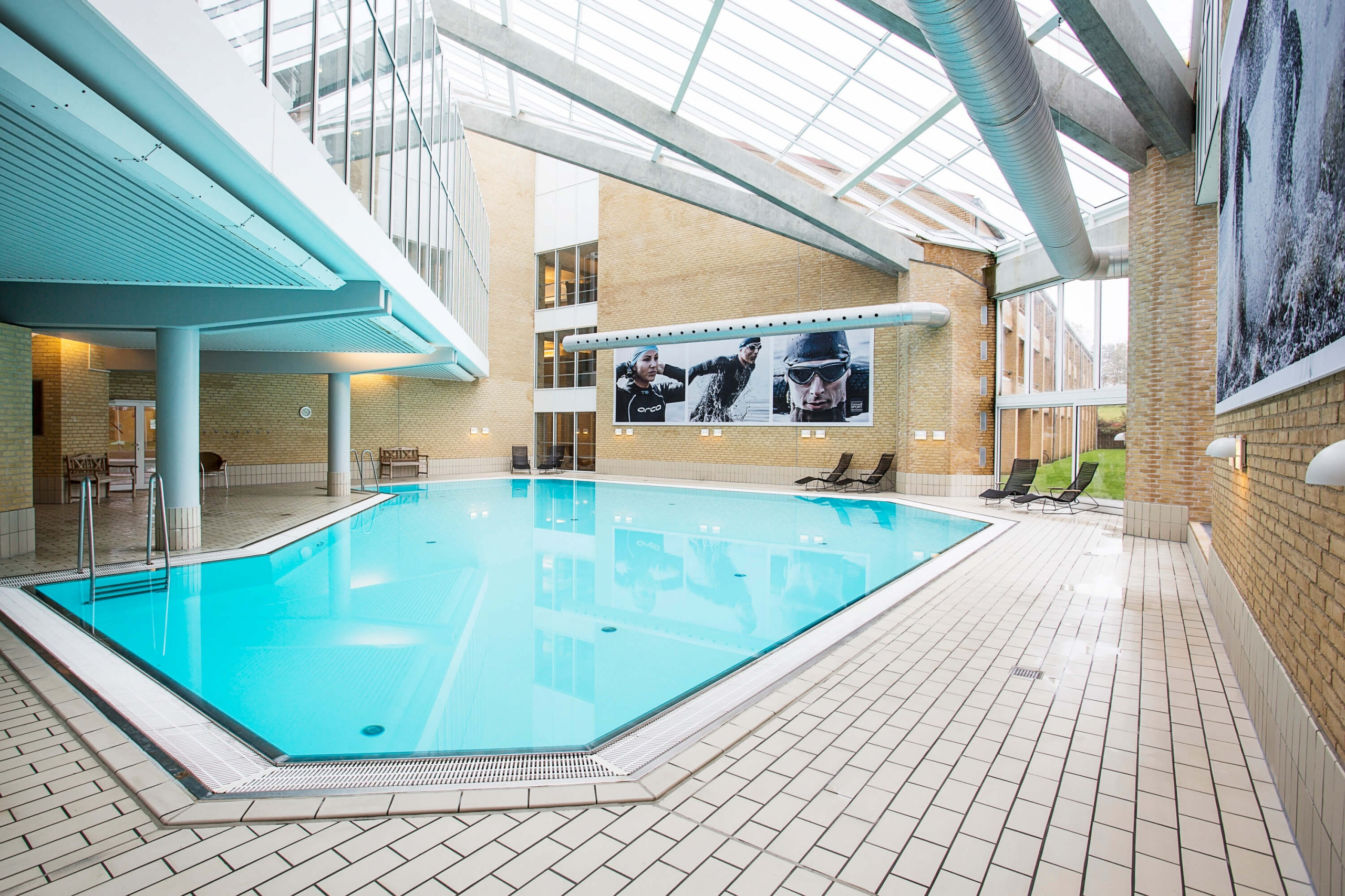 Comwell Rebildbakker, swimmingpool