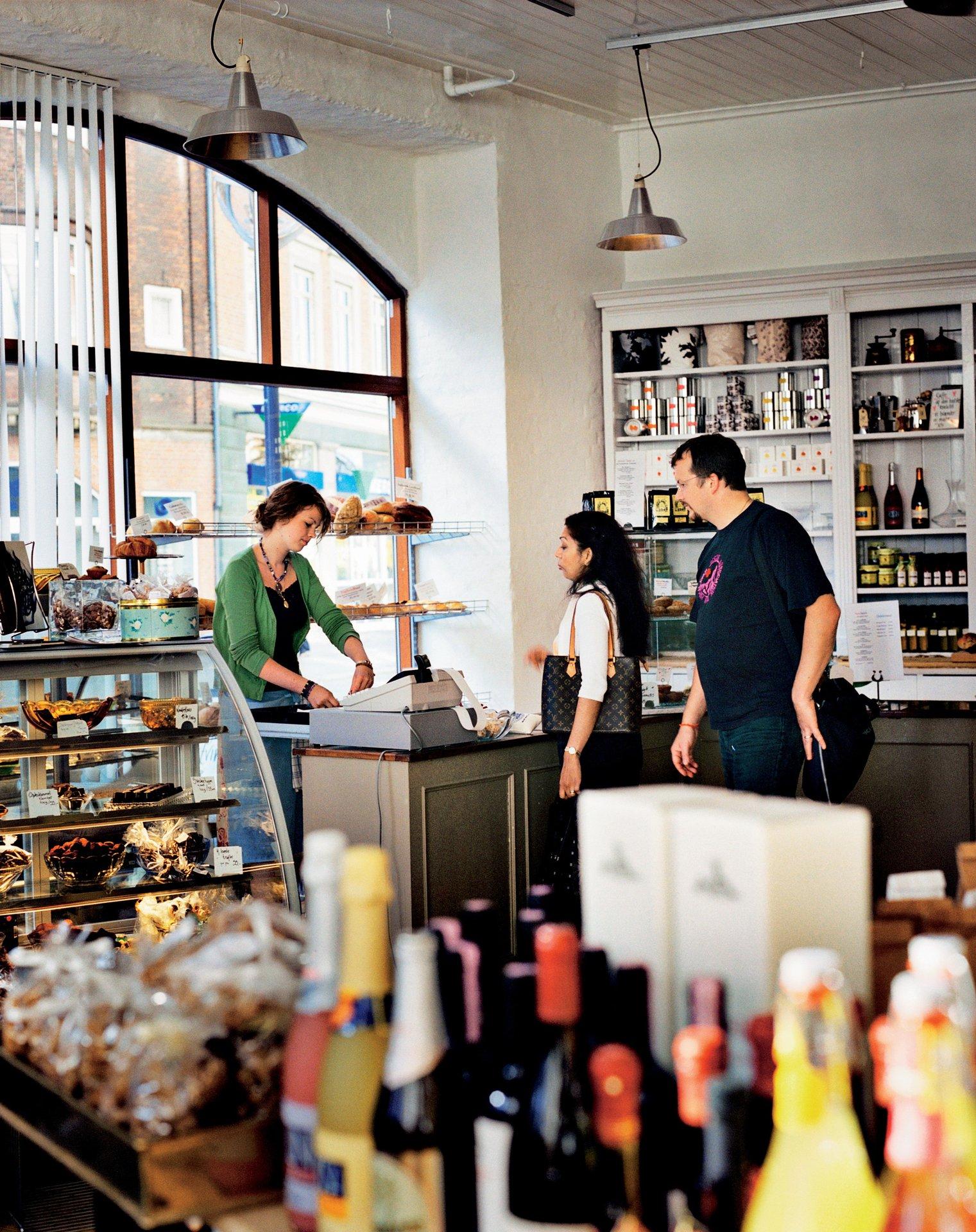 Aalborg cafe