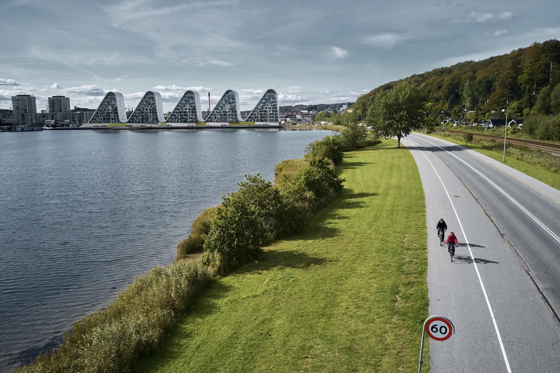 Vejle (Foto: Kenneth Stjernegaard – VisitVejle)