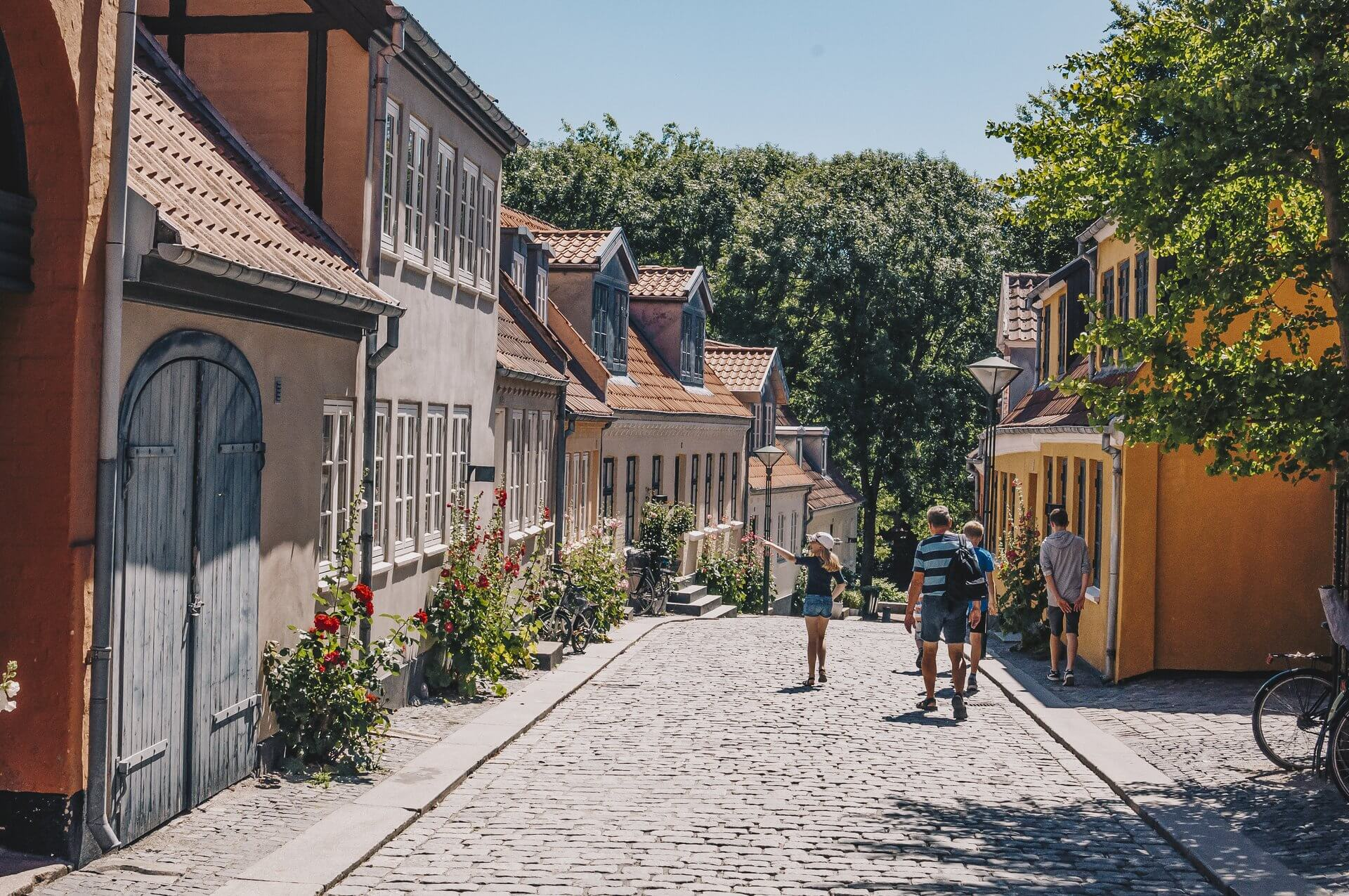 Odense by